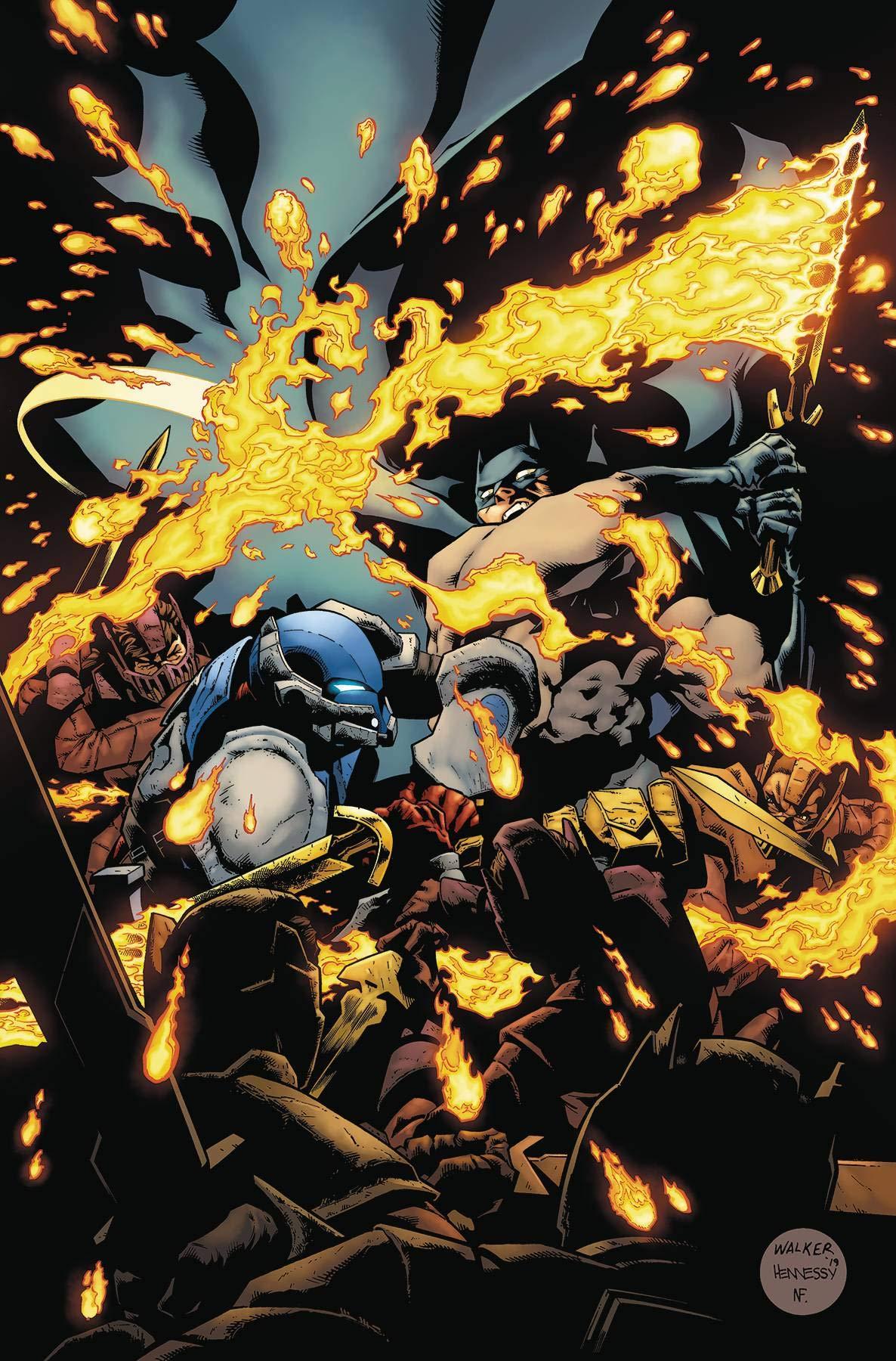 Action Comics #1005 Main Cover STOCK PHOTOS DC Comics 2019