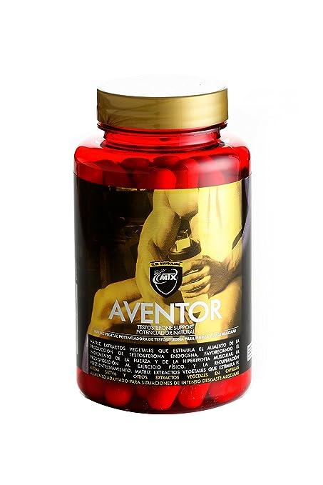 Aventor 100 capsulas - Fórmula para aumentar los niveles de testosterona de forma natural.