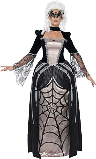 d5403cd8370a4 Masquerade Ball Clothing: Masks, Gowns, Tuxedos Smiffys Womens Black Widow  Baroness Costume $55.80