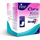 Fine Care Adult Diaper Light-Fem Pads Maximum Female, 28 pads