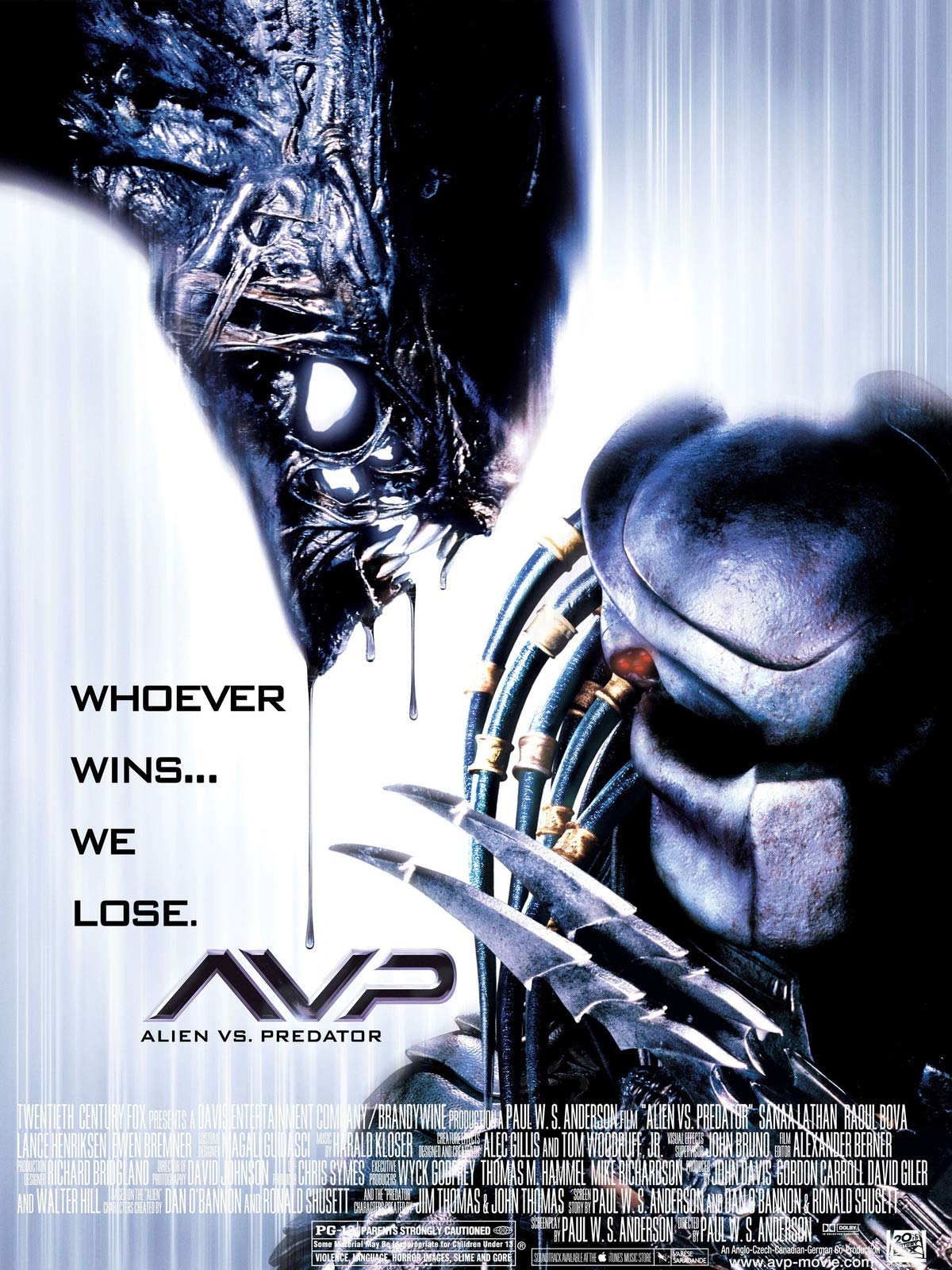 Watch AVP: Alien vs. Predator Extended Version | Prime Video