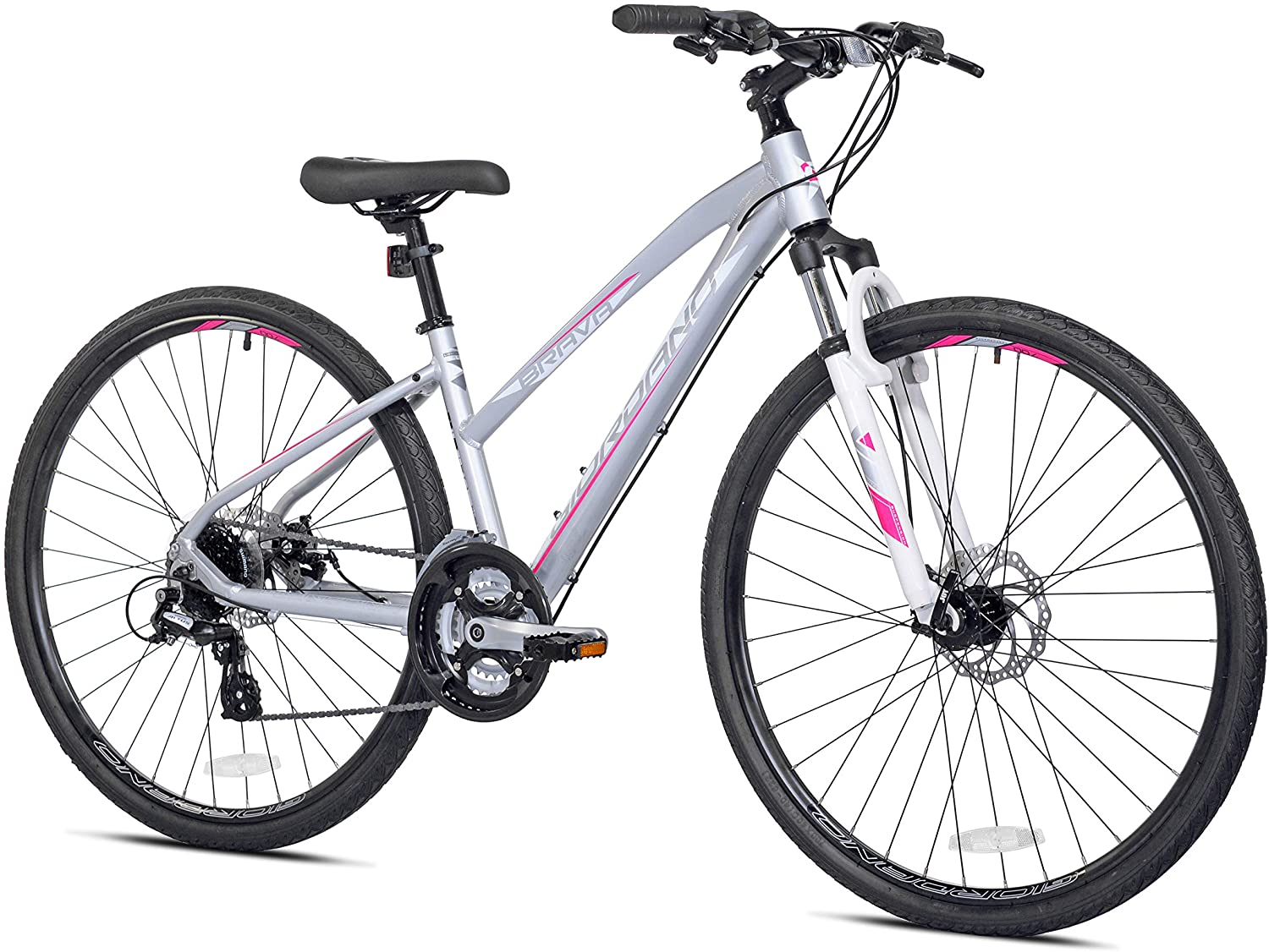 Giordano hybrid bike for women