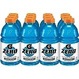 Gatorade Zero Cool Blue Electrolyte Beverage, 950 mL Bottles, 12 Pack