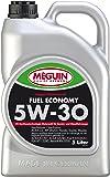 Meguin 9441 Megol économie de carburant de l'huile moteur SAE 5W-30, 5 litres