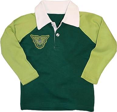 RIP CURL Rugby Childrens - Camiseta de Rugby Infantil, tamaño 122 ...