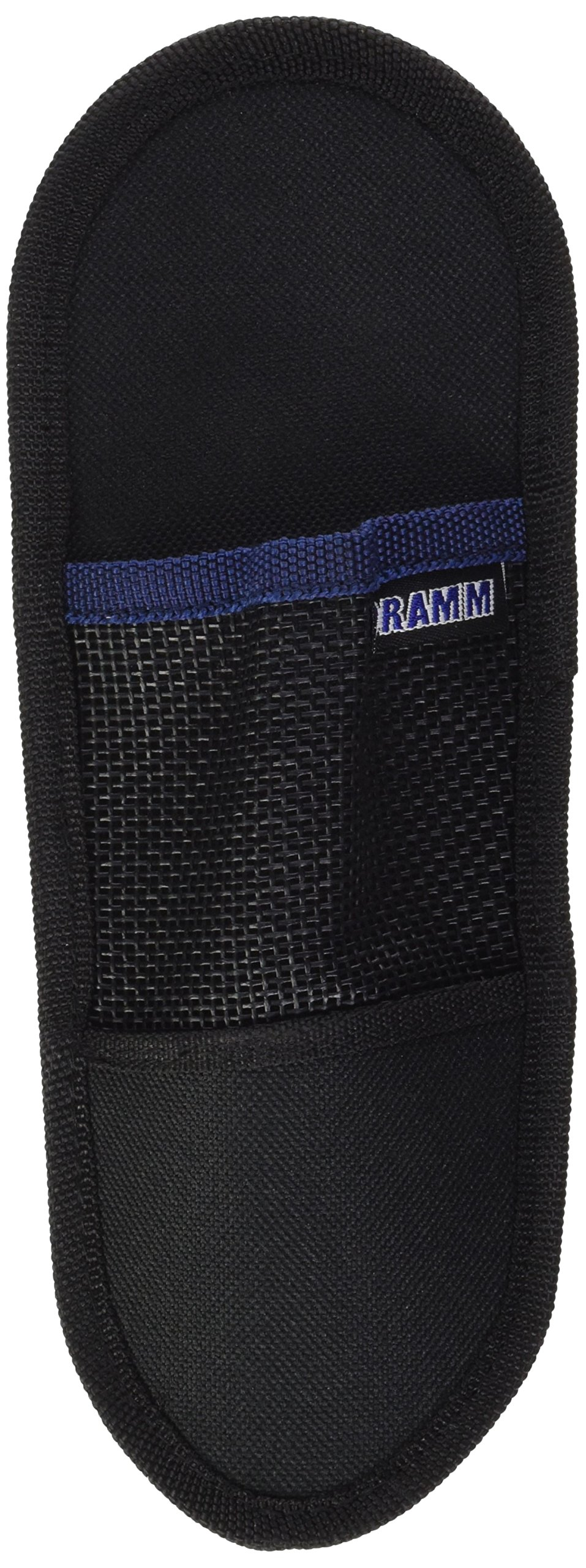 Dramm 19015 Cutting Tool Holster With Durable Nylon and Metal Belt Clip, Black