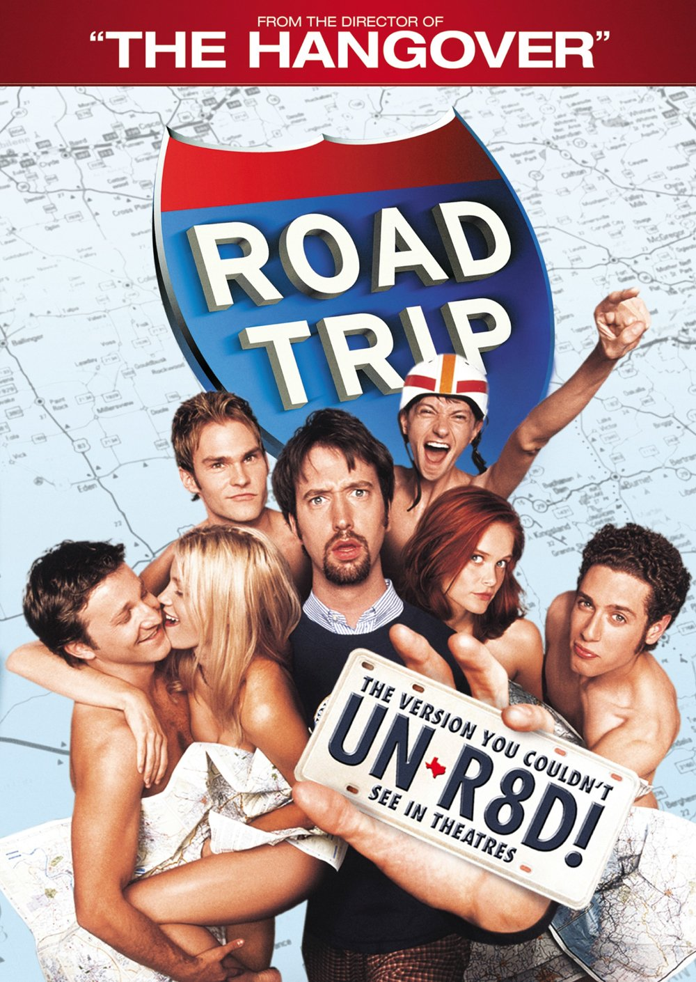 Road trip comedy movies