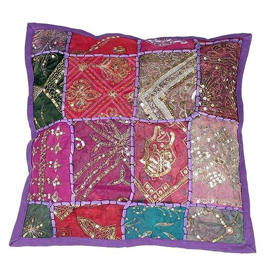 albena shop 72-111 Leyla funda de almohada cojín decorativo ...