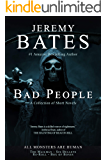 Bad People: Four terrifying short novels of suspense