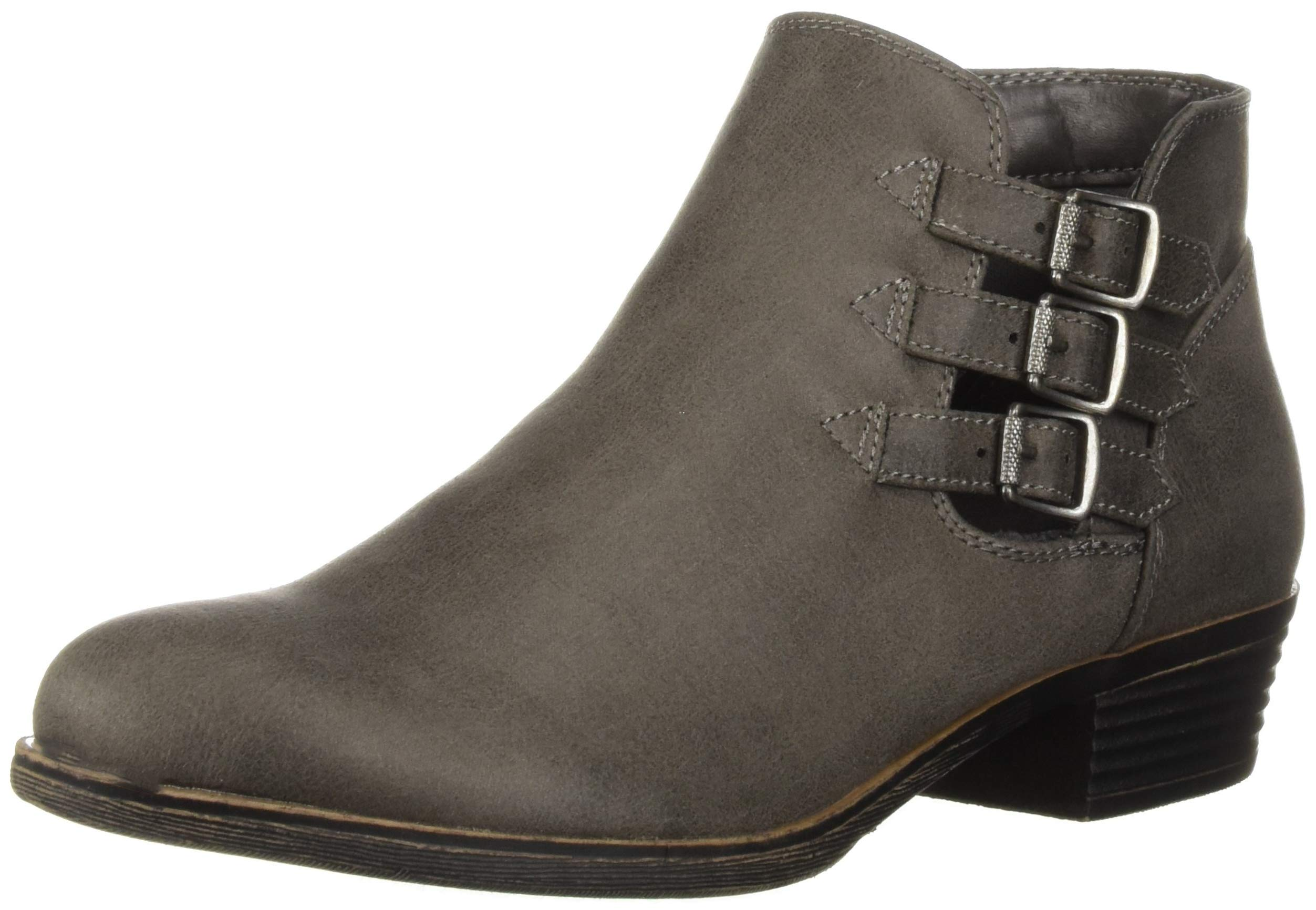 Sugar Women's Tikki Ankle Boot, Grey, 9.5 M US