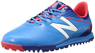 New Balance Men s Furon 3.0 Dispatch TF v3 Soccer Shoe Bolt Team Royal 6.5  2E c5acf30ff8457