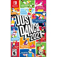Deals on Just Dance 2021 Standard Edition Nintendo Switch