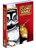 スター・ウォーズ:クローン・ウォーズ <ファースト・シーズン>コンプリート・セット (4枚組) [DVD]