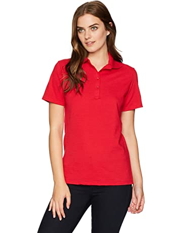 8e792e25d92 Hanes Women s X-Temp Polo with FreshIQ