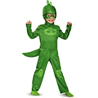 Gekko Classic Toddler PJ Masks Costume (Large/4-6)