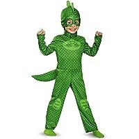 Disguise Gekko Classic bebé PJ Máscaras Disfraces, Multi Color, Medium/3T-4T