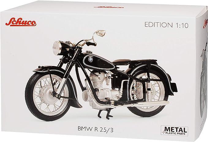 1:10 Schuco 450655600 Modellauto Modellfahrzeug schwarz 450655600-BMW R25//3