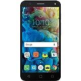 Alcatel Pop 4 Smartphone débloqué 4G (Ecran: 5 pouces - 8 Go - Double Micro-SIM - Android 6.0) Blanc