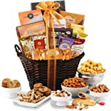 Broadway Basketeers Chocolate & Sweets Thinking of You Gourmet Gift Basket, Perfect Gift Any Occasion!