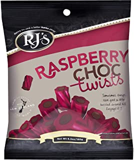 Amazon.com : RJ's Licorice RJ's Logs, Licorice Chocolate, 1.4 ...