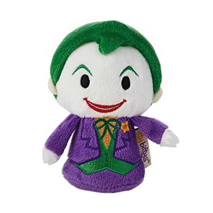 DC Comics Justice League The Joker Itty Bittys Hallmark