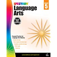 Spectrum | Language Arts Workbook | 5th Grade, 176pgs