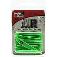 """Bohning 0015011505 Air Vane 2"""", Color Neon Green"""