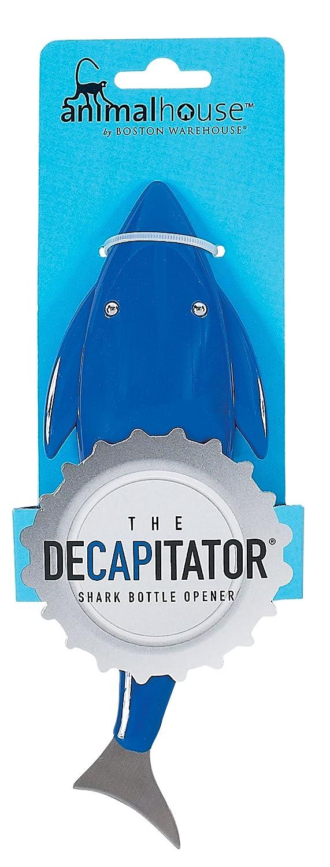 Amazon.com: Boston Warehouse Animal House Decapitator Shark Bottle ...