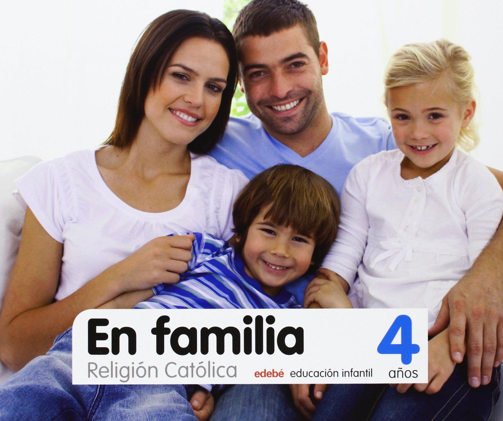 RELIGIÓN CATOLICA 4 AÑOS TOBIH-COMPACT - 9788468309880: Amazon.es: Obra  Colectiva Edebé: Libros