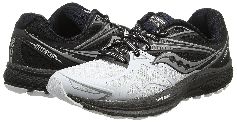 buy popular bb99a 37ab0 Saucony Ride 9, Chaussures de Running Femme  Amazon.fr  Chaussures et Sacs