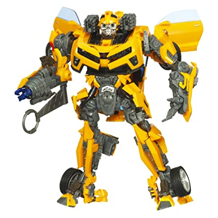 Amazon Com Transformers Battle Ops Bumblebee Toys Games