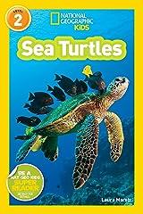 National Geographic Readers: Sea Turtles Paperback