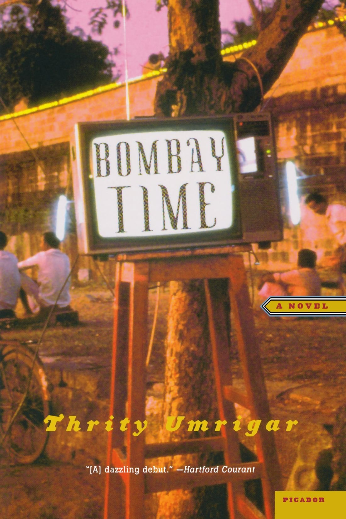 Download Bombay Time: A Novel PDF