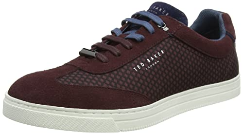 2ade9a56ceee Ted Baker Men s Phranco Trainers  Amazon.co.uk  Shoes   Bags