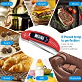 AMIR Digital Meat Thermometer, Instant Read Cooking