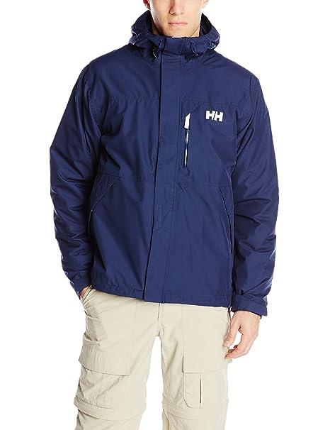 Helly Hansen Squamish CIS Jacket Chaqueta, Hombre, Azul, S