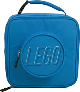LEGO Kids Brick Lunch-Blue, One Size