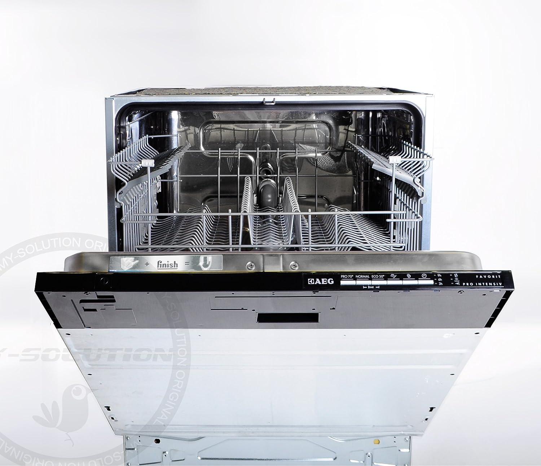 AEG F54030VI0 lavavajilla - Lavavajillas (Totalmente ...