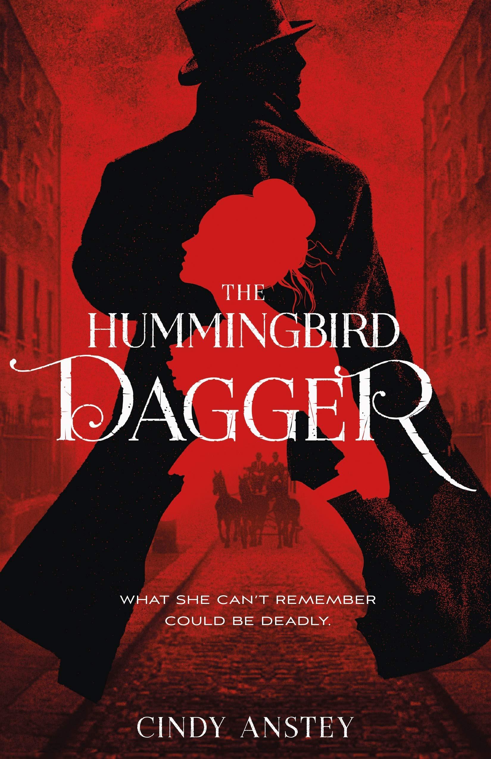Amazon.com: The Hummingbird Dagger (9781250174895): Anstey, Cindy ...