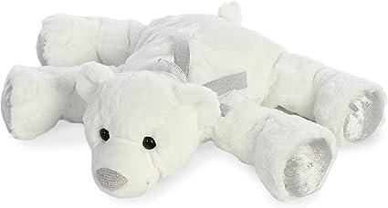 Silver 99023 Medium White Aurora World  17 Polar Paws