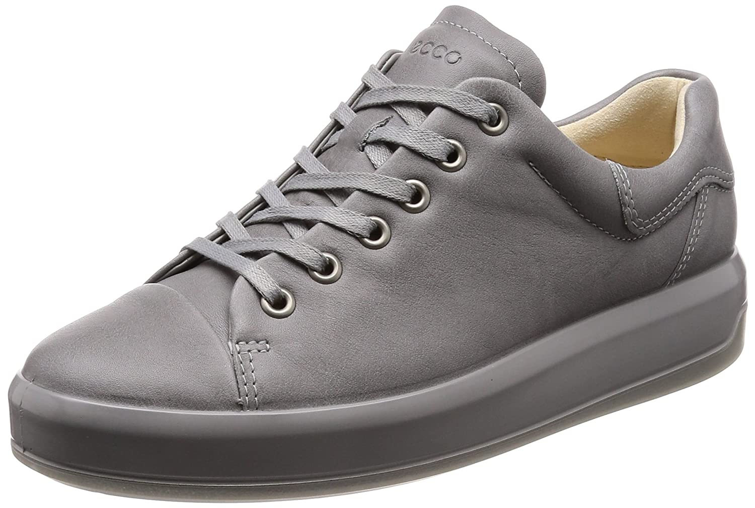 ECCO Women's Soft 9 Tie Fashion Sneaker B07114R948 38 EU/7-7.5 M US|Wild Dove