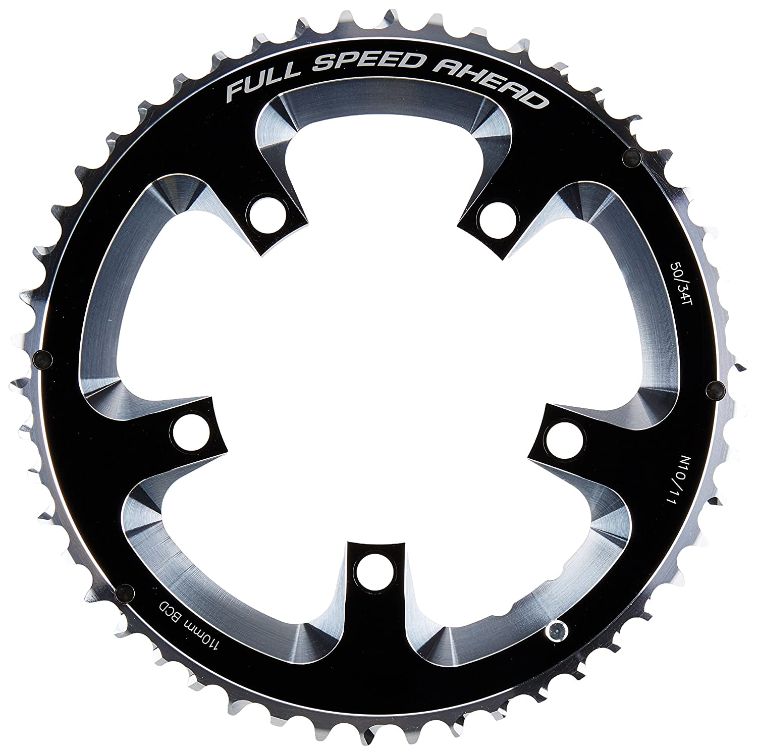 FSA Super Road Chainring B006GV0IWW Outer|50T 50T Outer