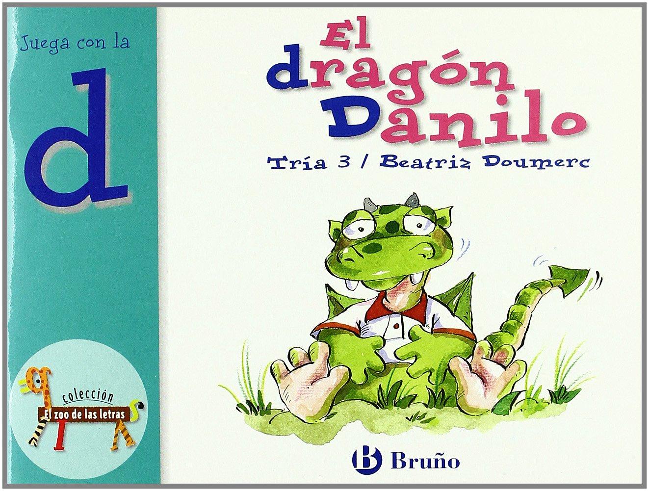 El dragón Danilo: Juega con la d Castellano - A Partir De 3 Años ...