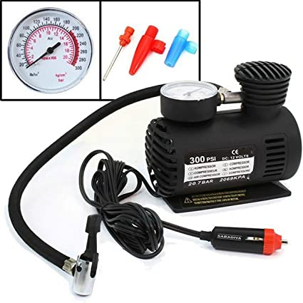 Amazon.com: SABADIVA Portable Air Compressor Ball Pump | 1 ...
