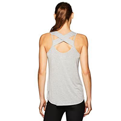 RBX Active Women's Back Detail Yoga Tank Top