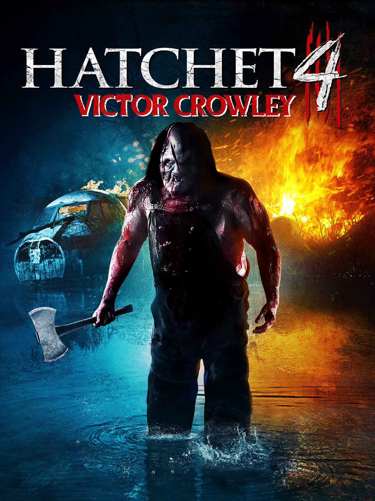 Hatchet 4: Victor Crowley on Amazon Prime Instant Video UK