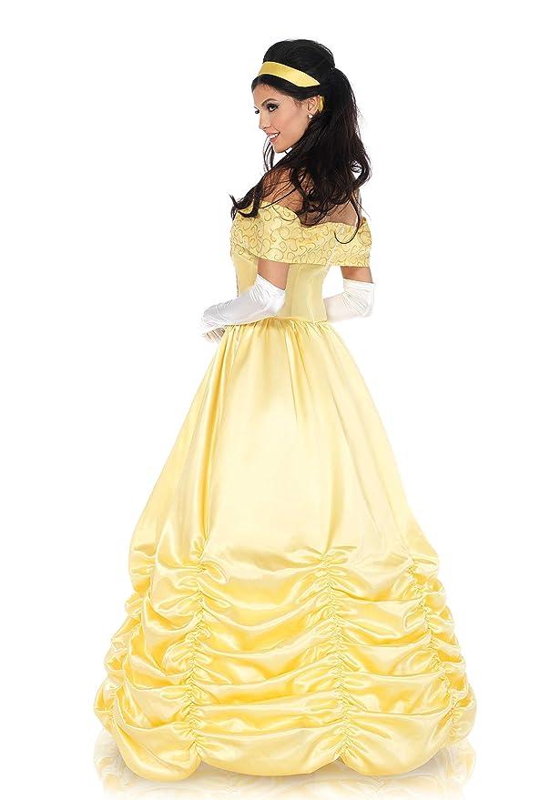 Amazon Leg Avenue Classic Beauty Adult Costume Clothing