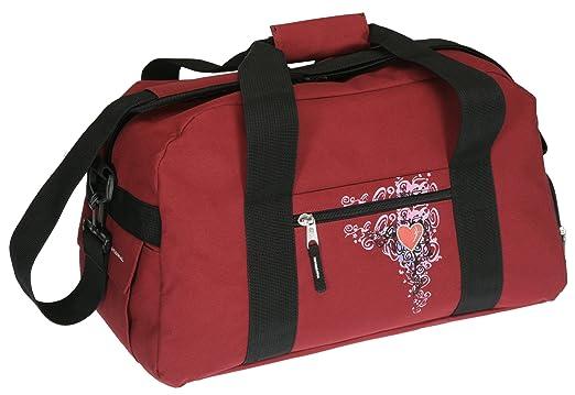 Schuhfach SCHWARZ Sporttasche ELEPHANT TATTOO Sport Tasche Schulsporttasche