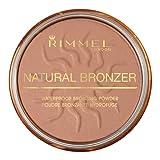 Rimmel London Natural Bronzing Powder, Sun Bronze - 14 g