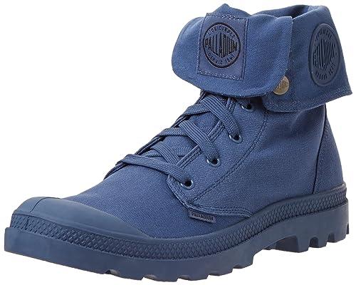 pick up cost charm online here Palladium Mono Chrome Baggy, Chaussures Bateau Homme, Bleu ...